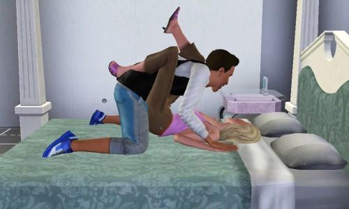 tøff misjoner stilling i sengen